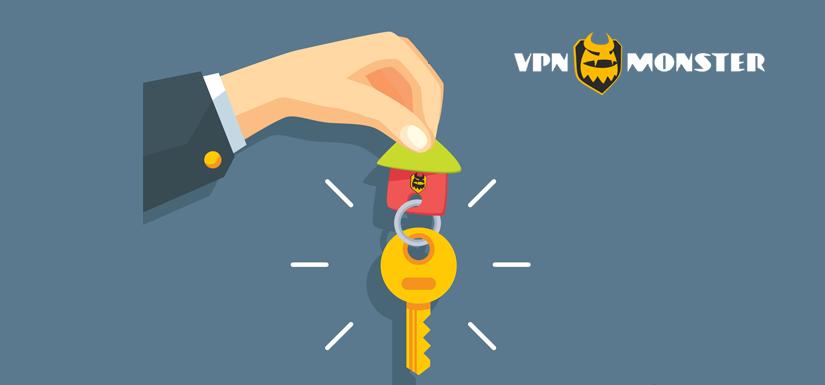 Ключи VPN Monster